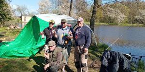 Rybářské závody o víkendu