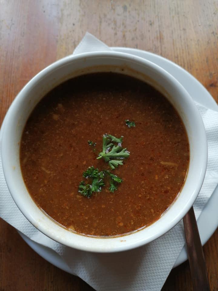 neděle 19.7.2020 - gulášová polévka