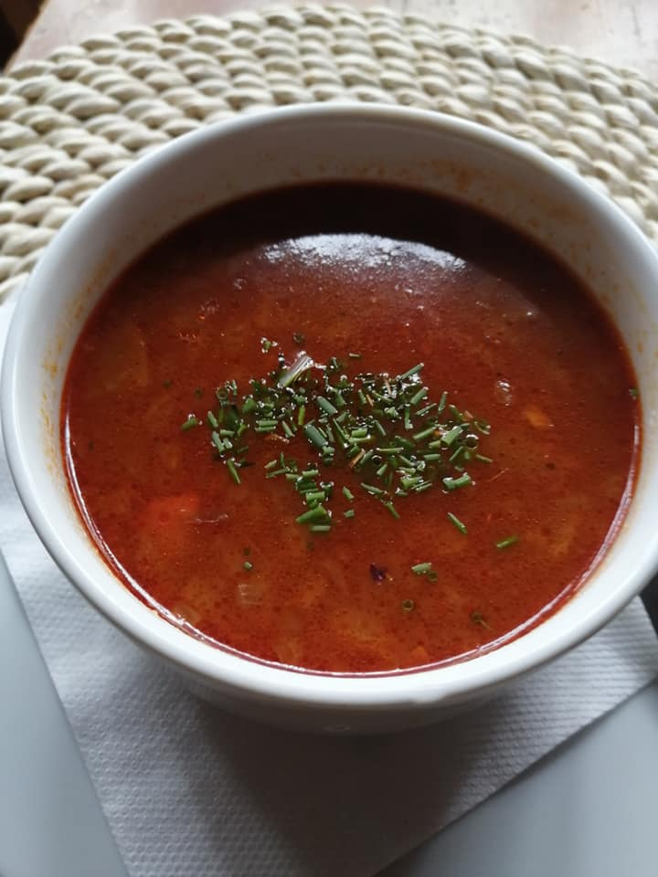 středa 15.7.2020 - frankfurtská polévka