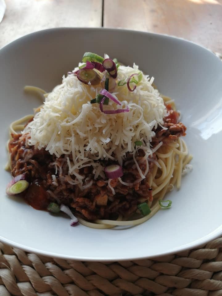 úterý 14.7.2020 - boloňské špagety